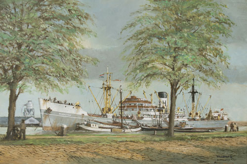 ss Harpalycus